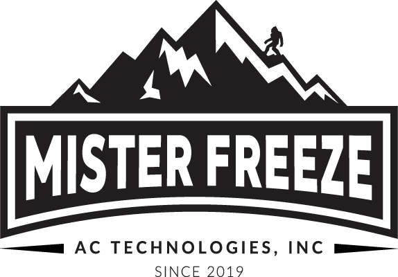 Mister Freeze AC logo
